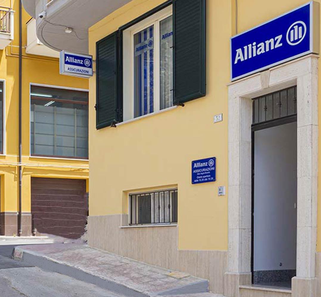 Allianz Sede Via Perosi Canicattì